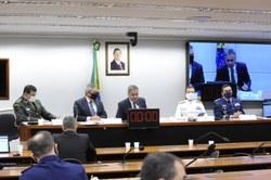 Braga Netto cobrou previsibilidade no Orçamento das Forças Armadas