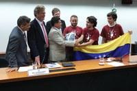 Crise política venezuelana será tema de audiência na CREDN