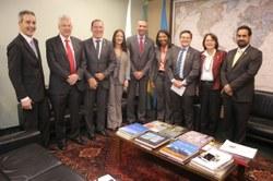 Embaixador dominicano destaca papel do país no diálogo político venezuelano