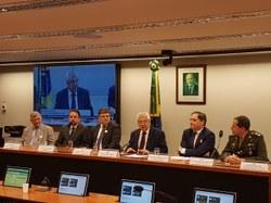 Especialistas respaldam ratificação de Convenção sobre a Proteção Física do Material Nuclear