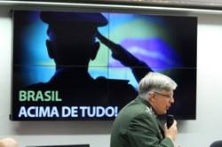 Exército brasileiro apresenta Projetos Estratégicos aos membros da CREDN