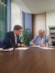 Grupo Parlamentar Brasil – Alemanha irá trabalhar para ampliar a cooperação bilateral