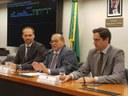 Nilson Pinto defende integração entre Relações Exteriores, Defesa e Inteligência
