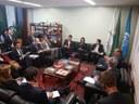 Peritos da União Europeia discutem agenda regional brasileira na CREDN