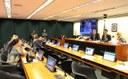 Em Reunião Deliberativa Ordinária na CSPCCO, deputados debatem e aprovam Projetos de Lei e Requerimentos