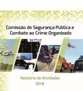 Comissão de Segurança Publica e Combate ao Crime Organizado publica seu Relatório Final de Atividades - 2018