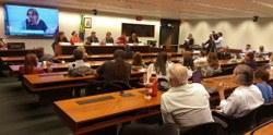 Audiência pública discute a situação dos empregados e servidores demitidos no governo Collor