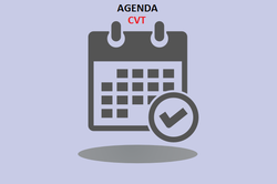 Agenda da Semana CVT