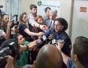 Comissão Externa se reúne com o delegado Fábio Cardoso, chefe da Divisão de Homicídios da Polícia Civil do Rio de Janeiro