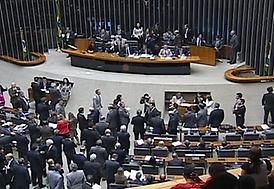 Líderes debatem votação da minirreforma eleitoral aprovada pelo Senado