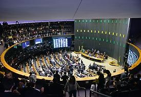 Congresso abre ano legislativo nesta tarde