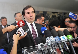 Reforma trabalhista vai ao Plenário nesta quarta, prevê Rodrigo Maia