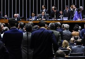 Câmara aprova seis MPs após oposição deixar Plenário em protesto