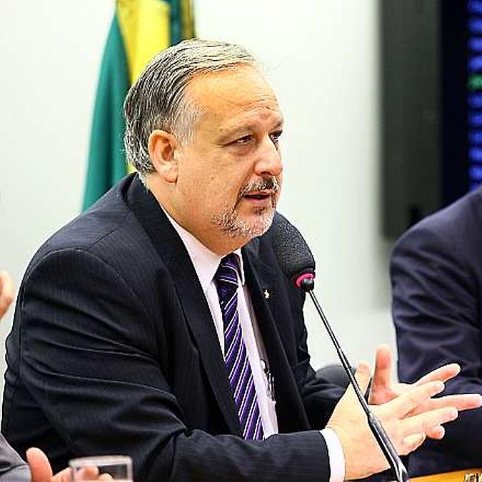 Audiência pública sobre os planos, programas e projetos do Ministério das Comunicações. Ministro das Comunicações, Ricardo Berzoini