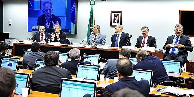 Audiência pública conjunta das comissões de Esporte (CESPO) e de Educação (CE) para discutir as medidas e propostas para a modernização da gestão e a responsabilidade fiscal das entidades desportivas profissionais no Brasil