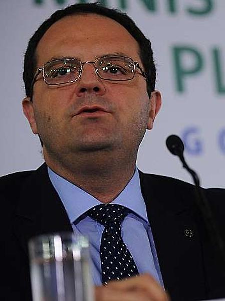 Ministro do Planejamento, Nelson Barbosa