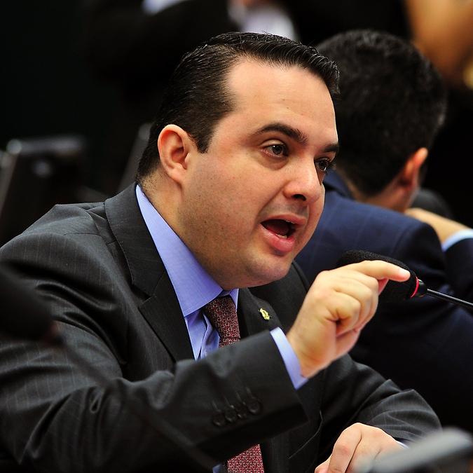 Reunião Ordinária. Dep. Evandro Gussi (PV-SP)