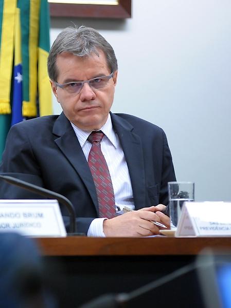Audiência pública para tomada de depoimento do presidente da Associação Brasileira das Entidades Fechadas de Previdência Complementar (ABRAPP), José Ribeiro Pena Neto