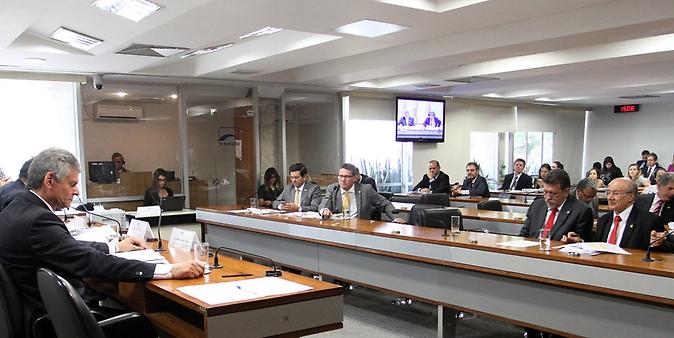 Reunião da Comissão Mista sobre a MP 687/15, para dispor sobre as taxas processuais sobre os processos de competência do Conselho Administrativo de Defesa Econômica - Cade, e autoriza o Poder Executivo federal a atualizar monetariamente o valor das taxas