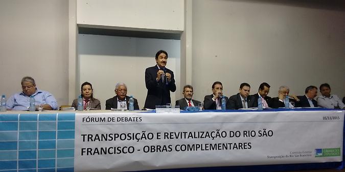 Raimundo Gomes de Matos - CE Rio São Francisco