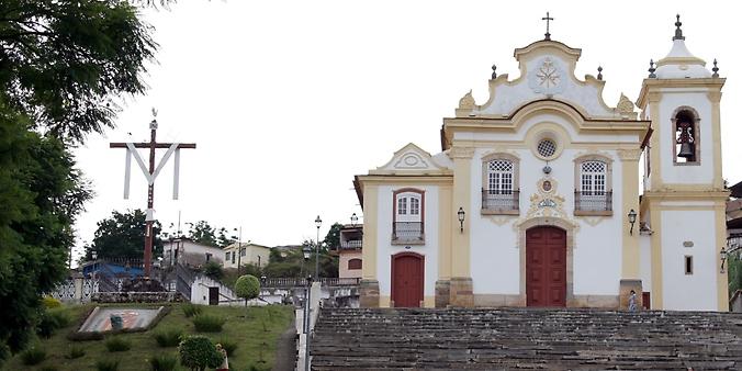 Religião - Igreja em São João Del Rey