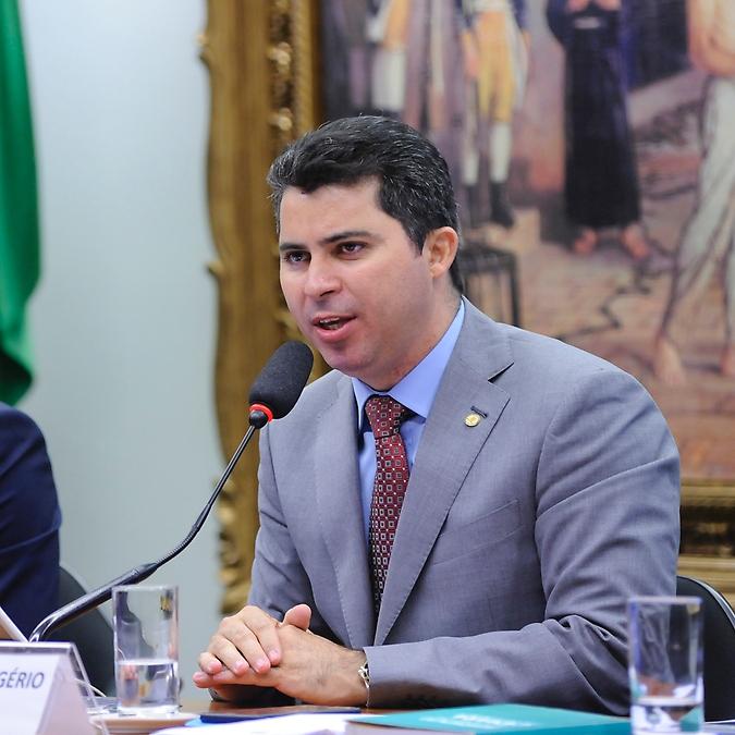 Reunião para leitura do relatório do dep. Marcos Rogério (DEM-RO), relator do processo contra o deputado afastado Eduardo Cunha (PMDB-RJ)