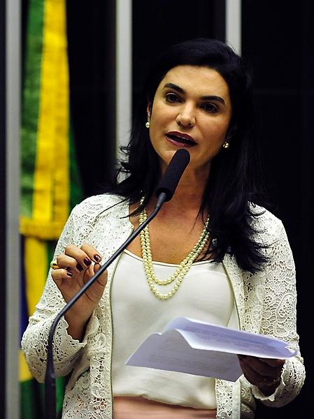 Deputados S - Z - Simone Morgado