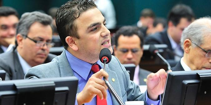 Reunião ordinária para julgar o recurso do deputado afastado Eduardo Cunha (PMDB-RJ) contra a decisão, do Conselho de Ética e Decoro Parlamentar, de recomendar a cassação do seu mandato. Dep. Aliel Machado (REDE-RS)