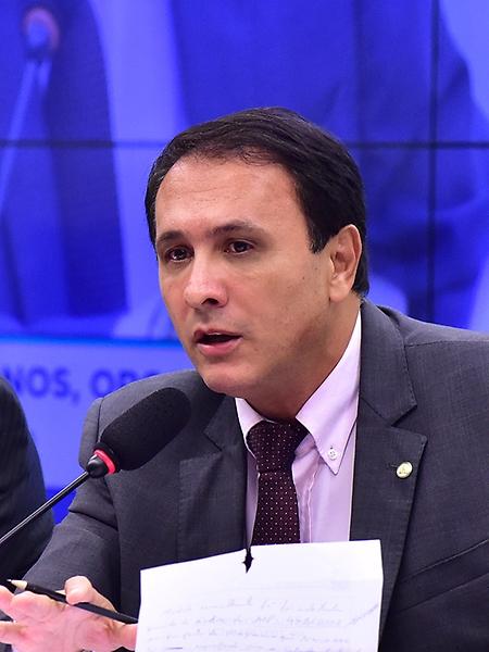 Reunião Extraordinária. Dep. Carlos Henrique Gaguim (PTN-TO)