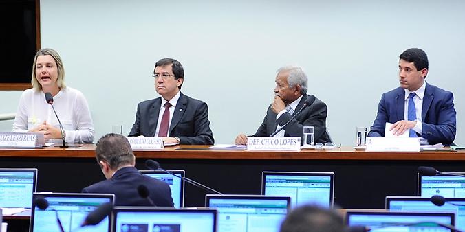 Audiência pública sobre sonegação fiscal e recuperação de receitas públicas
