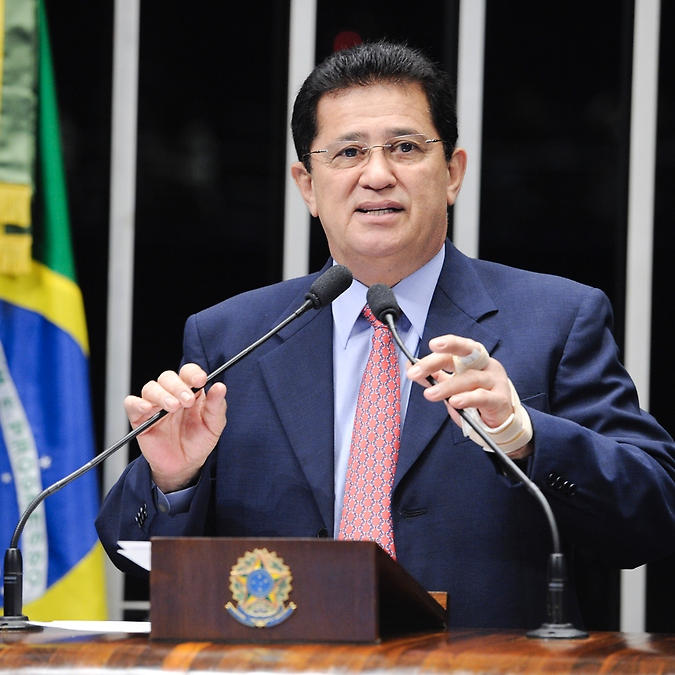 Deputados  A - C - Alfredo Nascimento