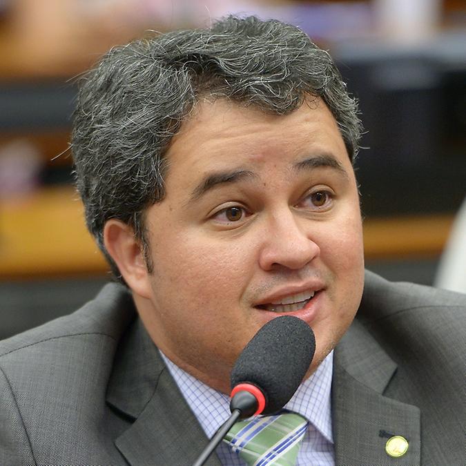 Reunião de instalação da comissão e eleição do Presidente e dos Vice-Presidente. Dep. Efraim Filho (DEM - PB)