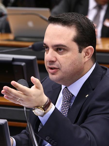Audiência Pública e Reunião Ordinária. Dep. Evandro Gussi (PV-SP)