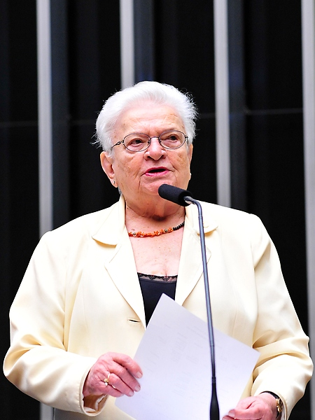 Grande Expediente - Dep. Luiza Erundina (PSOL-SP)