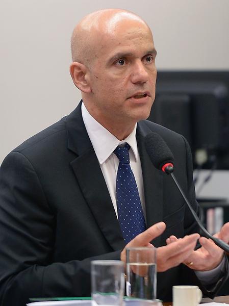 Audiência Pública. Secretário da Previdência Social do Ministério da Fazenda, Marcelo Caetano