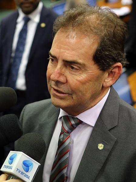 Dep. Paulo Pereira da Silva (SD-SP) concede entrevista