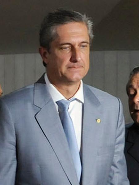 Candidatos à presidência da câmara. Dep. Rogério Rosso (PSD - DF), dep. Jovair Arantes (PTB - GO), dep. André Figueiredo (PDT - CE) e dep. Júlio Delgado (PSB - MG)