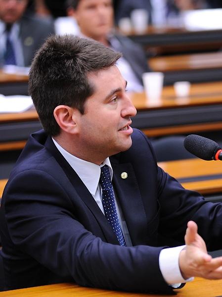 Audiência pública sobre os entraves na negociação de dívidas e o acesso ao crédito agrícola por parte dos produtores rurais. Dep. Jerônimo Goergen (PP-RS)