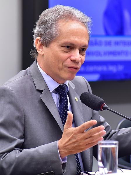 Audiência pública sobre o PL 1486/15, que dispõe sobre o Estatuto das Populações Extrativistas, institui o Dia Nacional do Extrativismo e dá outras providências. Dep. Angelim (PT-AC)