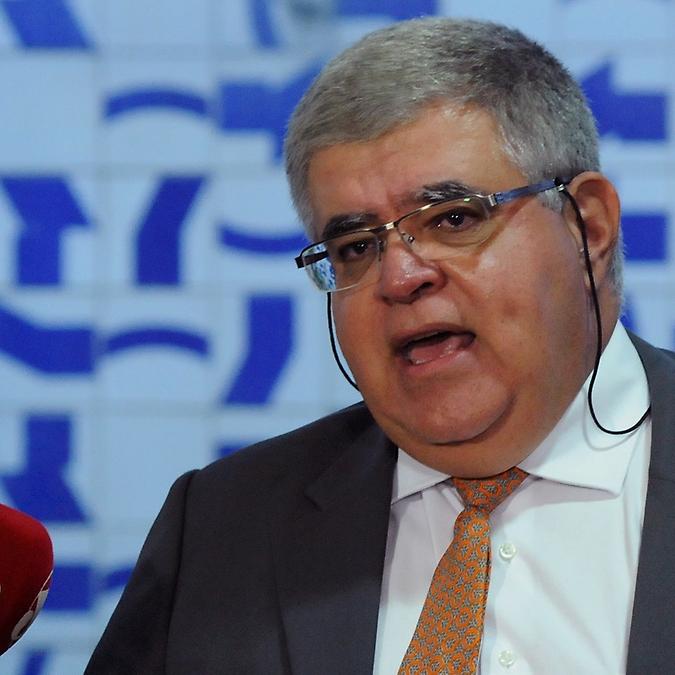 Dep. Carlos Marun (PMDB - MS) concede entrevista