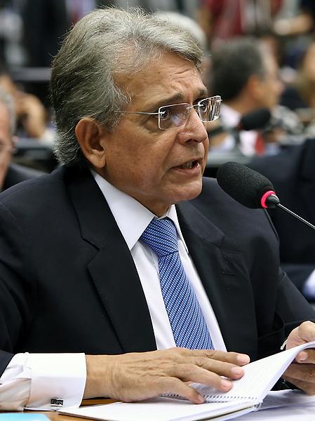 Instalação da Comissão e eleição do Presidente e dos Vice-Presidentes. Dep. Pauderney Avelino (DEM - AM)
