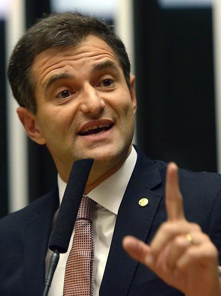 Sessão solene em homenagem ao Partido Popular Socialista (PPS). Dep. Marcos Abrão (PPS-GO)