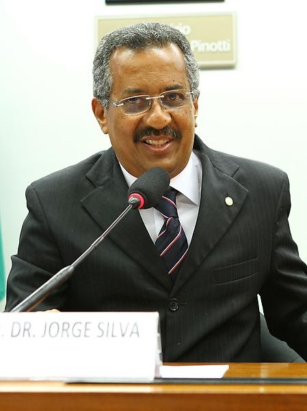 IX Fórum de Políticas Públicas e Saúde do Homem. Dep. dr. Jorge Silva (PHS-ES)