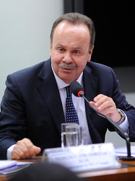 Audiência Pública e Reunião Ordinária. Dep. Goulart (PSD-SP)