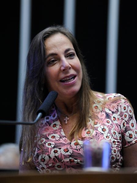 Cerimônia de Entrega do Prêmio Brasil Mais Inclusão. Dep. Mara Gabrilli (PSDB-SP)