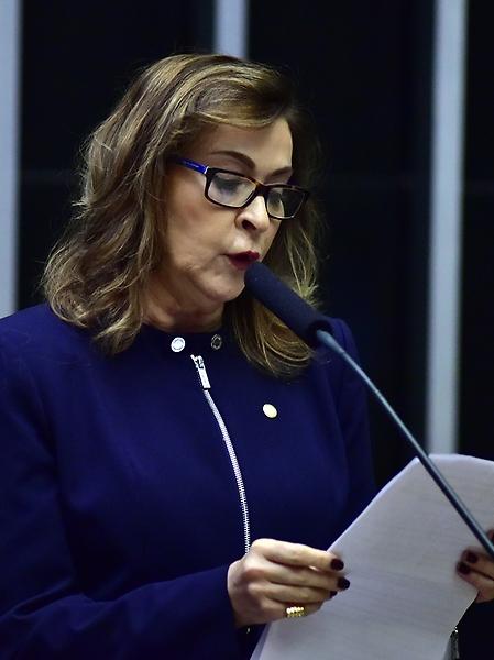 Sessão extraordinária para discussão e votação de diversos projetos. Dep. Dâmina Pereira (PSL-MG)