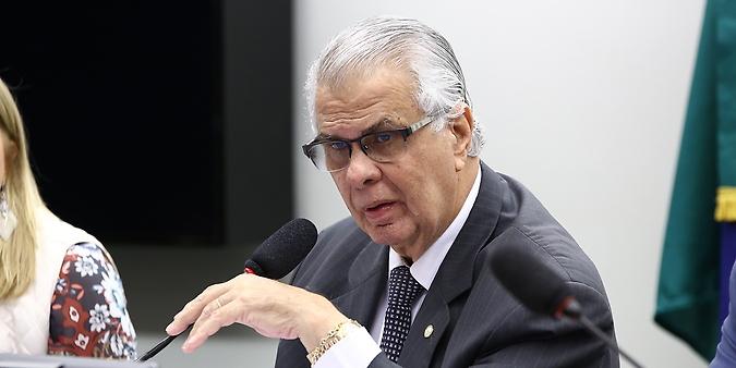 Reunião Ordinária. Presidente do Conselho, dep. José Carlos Araújo (PR-BA)