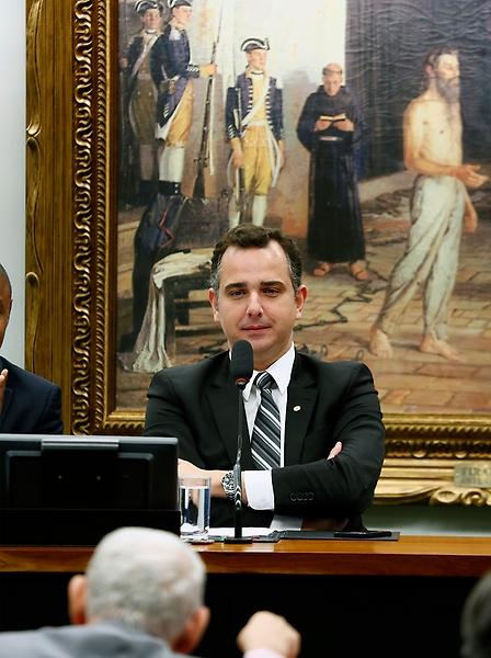 Reunião Ordinária. Dep. Rodrigo Pacheco (PMDB - MG)