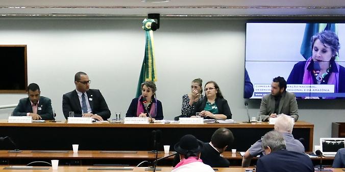 Audiência pública sobre o fechamento de agências bancárias de bancos públicos