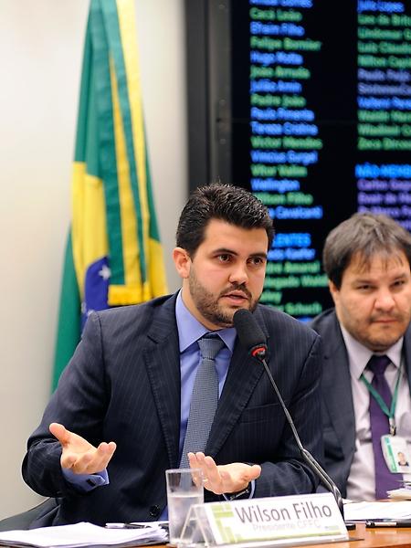 Audiência pública . Dep. Wilson Filho (PTB -PB )